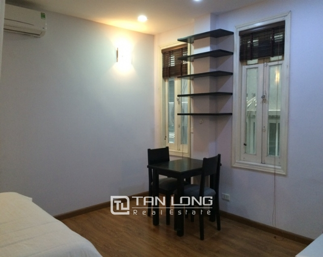 Nice 1 bedroom serviced apartment in Trung Kinh, Cau Giay for lease 3