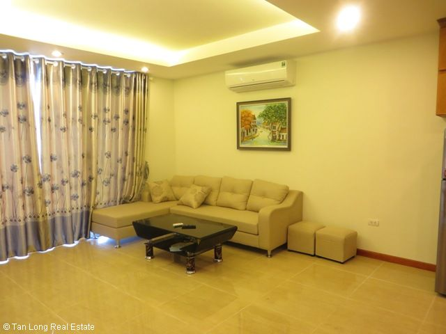Nice 2 bedroom apartment for lease in 450 Lac Long Quan, Tay Ho, Hanoi 2