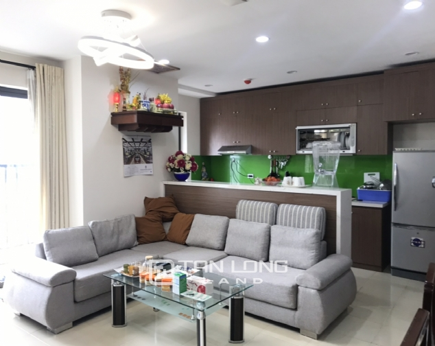 Nice 2 bedroom apartment for rent in Lac Hong Westlake 1