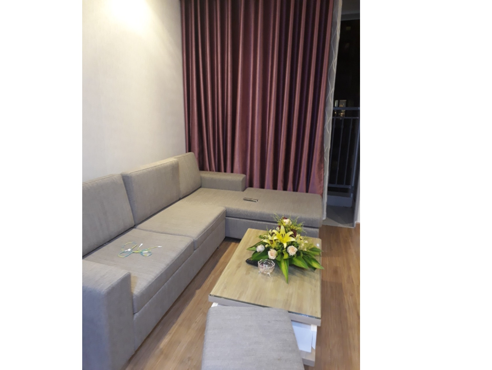 Nice 2 bedroom apartment for rent in P2 Park Hill Times City