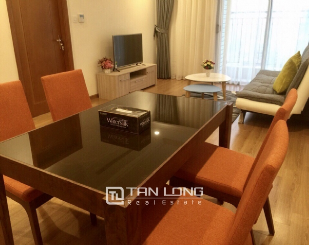 Nice 2 bedroom apartment for rent on 12nd floor Vinhomes Nguyen Chi Thanh 3