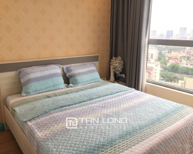 Nice 2 bedroom apartment for rent on 12nd floor Vinhomes Nguyen Chi Thanh 5