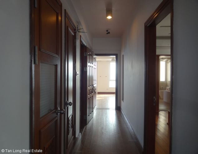 Nice 2 bedroom apartment with Westlake view for rent in Yen Phu, Tay Ho, Hanoi 2