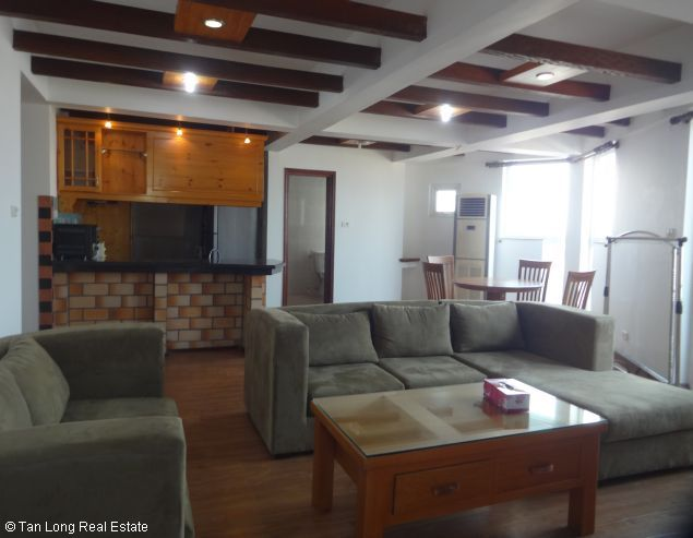 Nice 2 bedroom apartment with Westlake view for rent in Yen Phu, Tay Ho, Hanoi 8