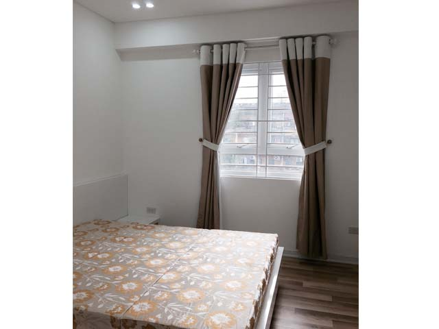 Nice 3 bedroom apartment for lease in C7 Giang Vo