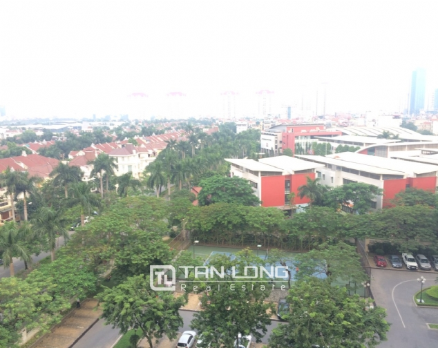 Nice 3 bedroom apartment for rent in E4 Ciputra 8