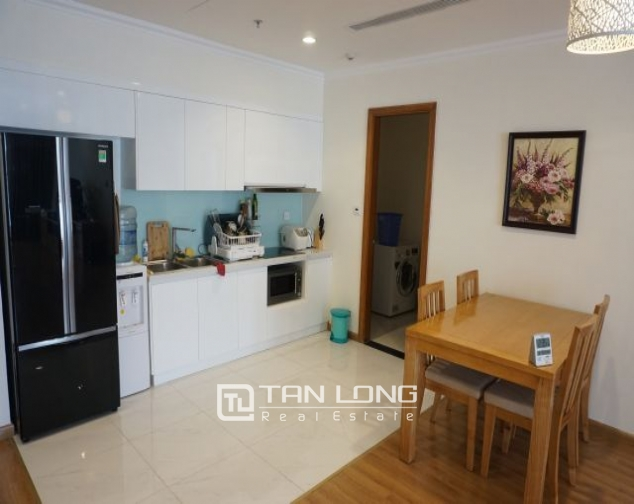 Nice 3 bedroom apartment for rent in Vinhomes Nguyen Chi Thanh 4