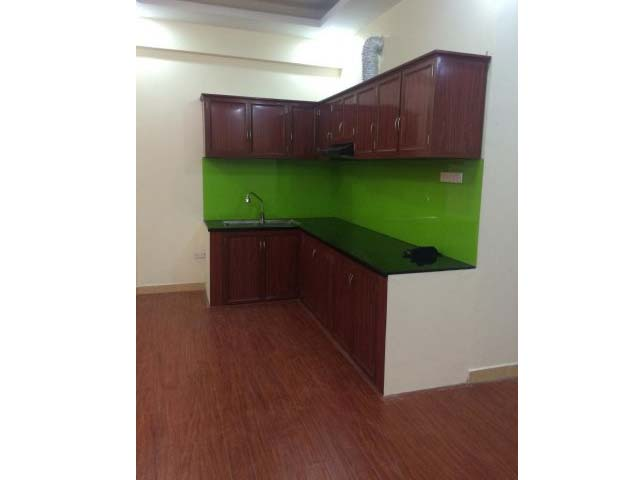 Nice 3 bedroom apartment with basic furniture for rent in Doi Nhan, Ba Dinh, Hanoi