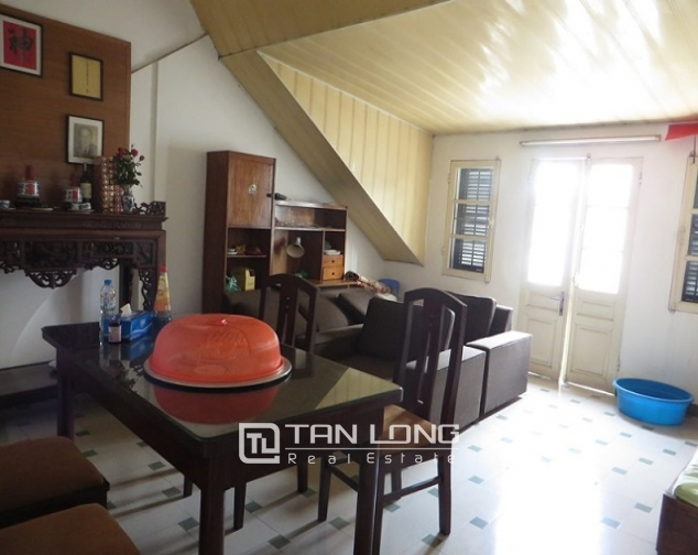 Nice 3 storey villa with big courtyard for rent in Tong Duy Tan, Ba Dinh, Hanoi 7