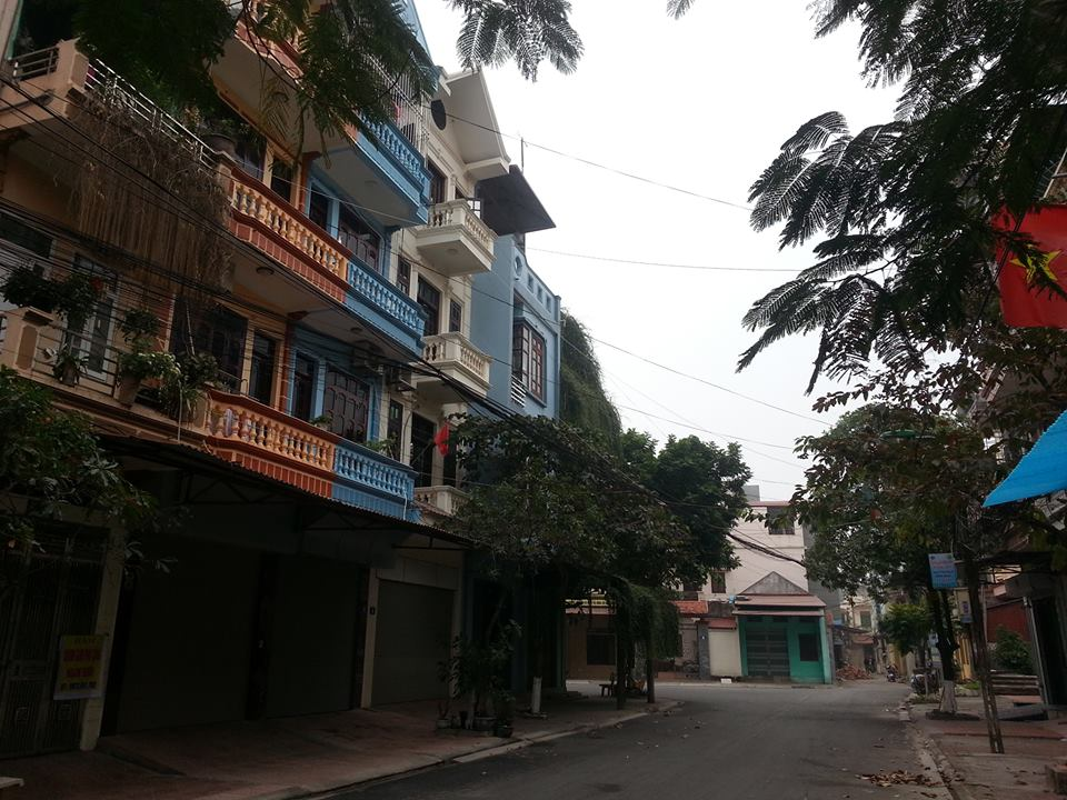 Nice 4 storey house for rent in Ninh Xa, Bac Ninh city