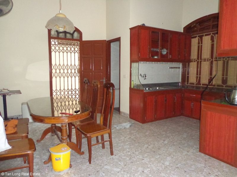 Nice 4 storey house rental in Doi Can, Ba Dinh, Hanoi 4