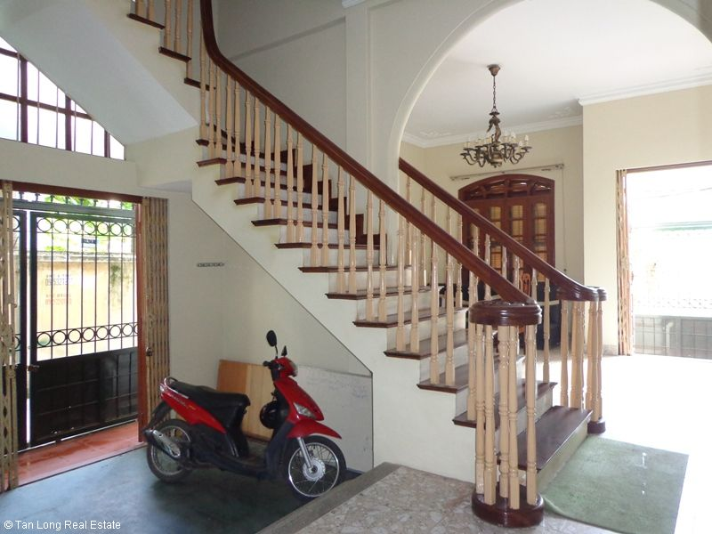 Nice 4 storey house rental in Doi Can, Ba Dinh, Hanoi 7