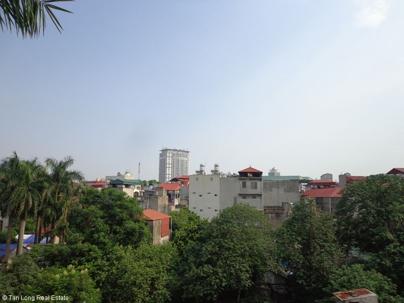 Nice 4 storey house rental in Doi Can, Ba Dinh, Hanoi 8