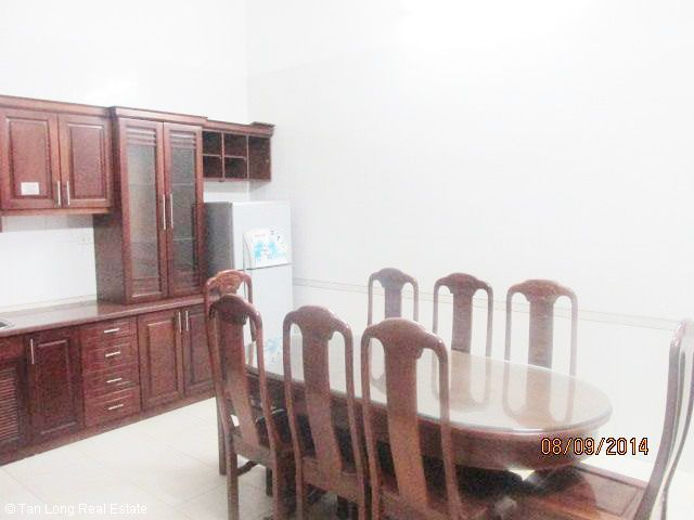 Nice 4.5 storey house for rent in Hoang Ngan street, Cau Giay district, Hanoi. 8