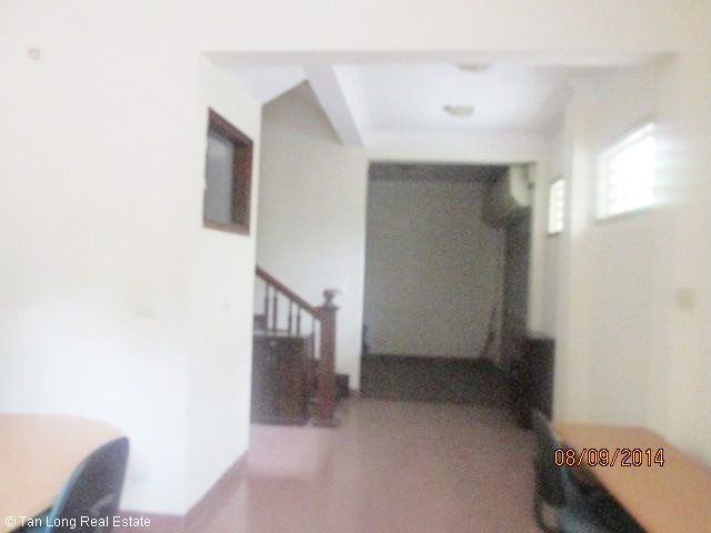 Nice 4.5 storey house for rent in Hoang Ngan street, Cau Giay district, Hanoi. 1
