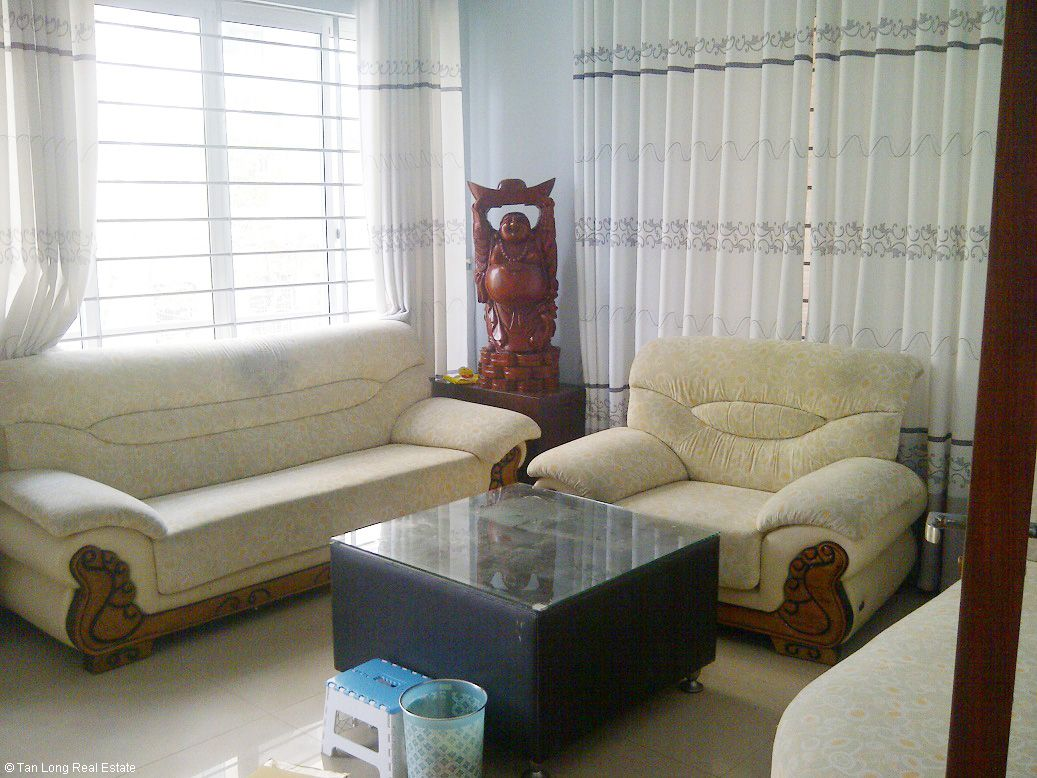 Nice 4.5-storey, 4 bedroom villa for rent in An Sinh Urban Area, My Dinh 1, Nam Tu Liem dist., Hanoi. 3