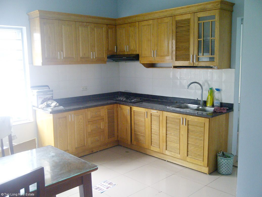 Nice 4.5-storey, 4 bedroom villa for rent in An Sinh Urban Area, My Dinh 1, Nam Tu Liem dist., Hanoi. 5
