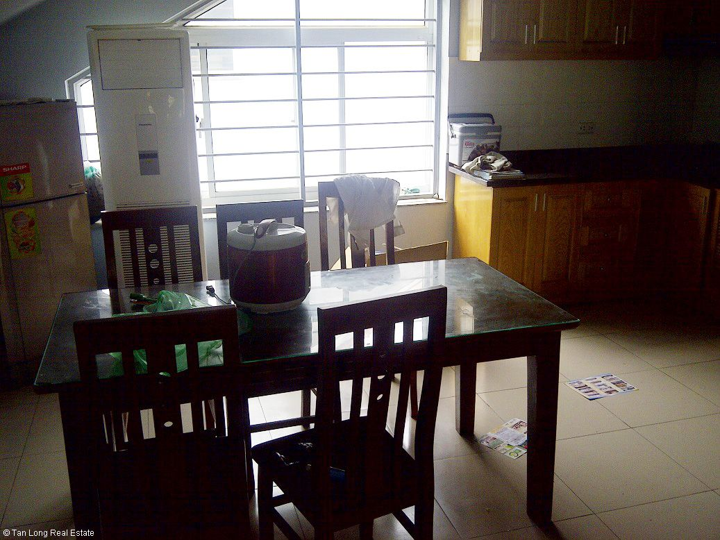 Nice 4.5-storey, 4 bedroom villa for rent in An Sinh Urban Area, My Dinh 1, Nam Tu Liem dist., Hanoi. 6