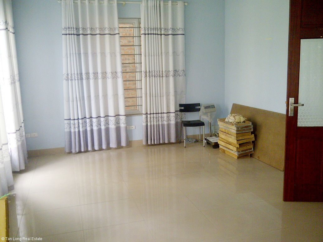 Nice 4.5-storey, 4 bedroom villa for rent in An Sinh Urban Area, My Dinh 1, Nam Tu Liem dist., Hanoi. 8