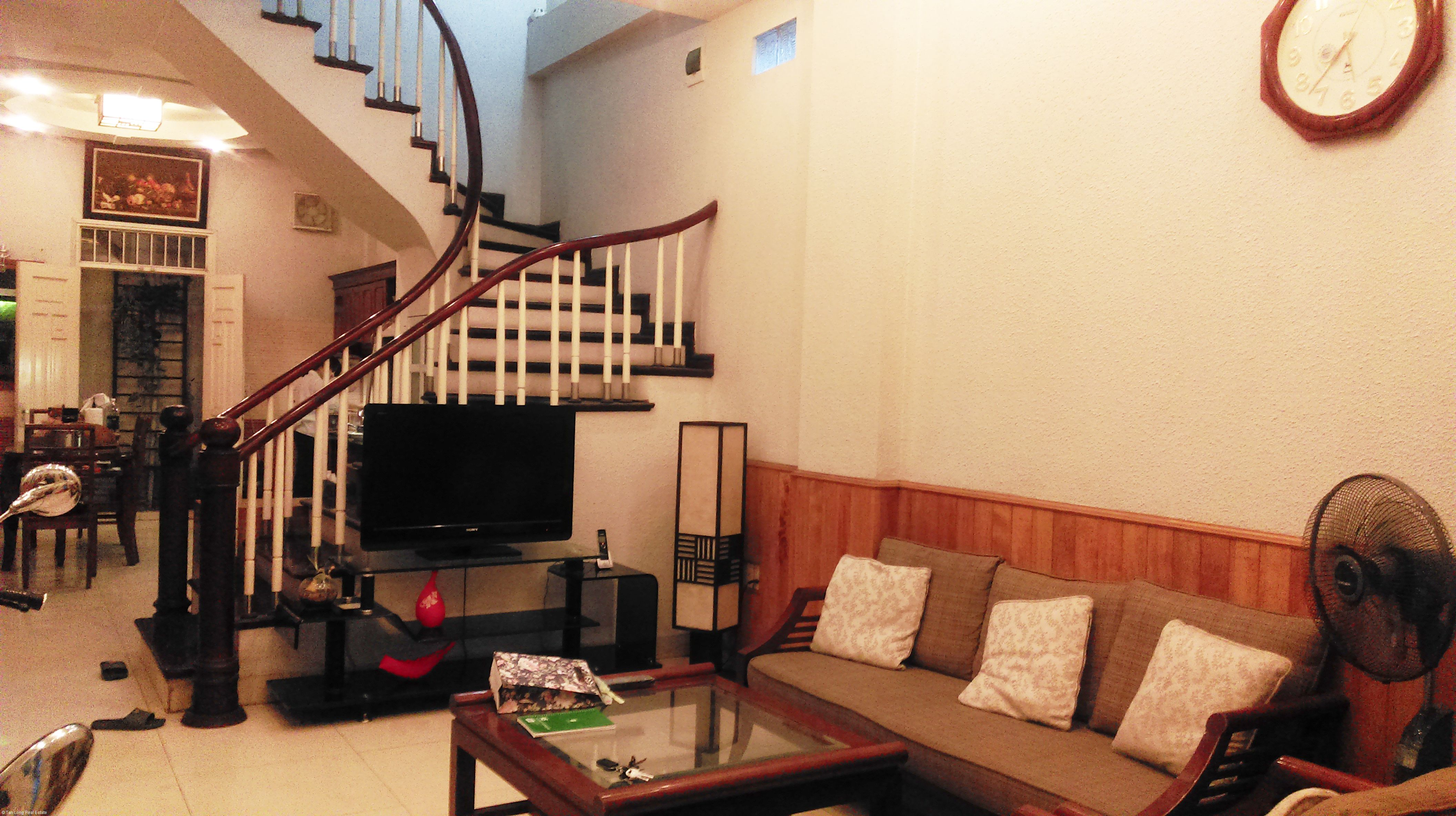Nice 5-storey house for sale in Van Chuong lane, Dong Da district 2