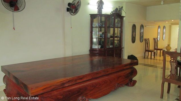 Nice and modern fully furnished house with a beautiful view in Long Bien Dict, Ha Noi. 7