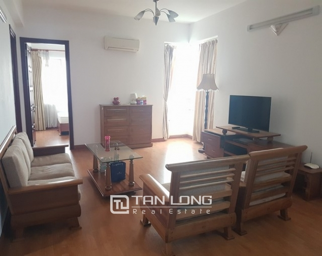 Nice apartment for rent in Ciputra, Tay Ho district, Hanoi for rent 1