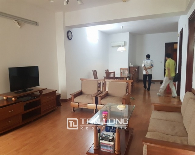 Nice apartment for rent in Ciputra, Tay Ho district, Hanoi for rent 2