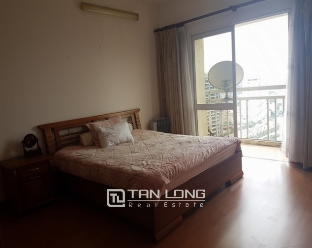Nice apartment for rent in Ciputra, Tay Ho district, Hanoi for rent 4