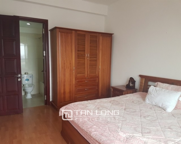 Nice apartment for rent in Ciputra, Tay Ho district, Hanoi for rent 7