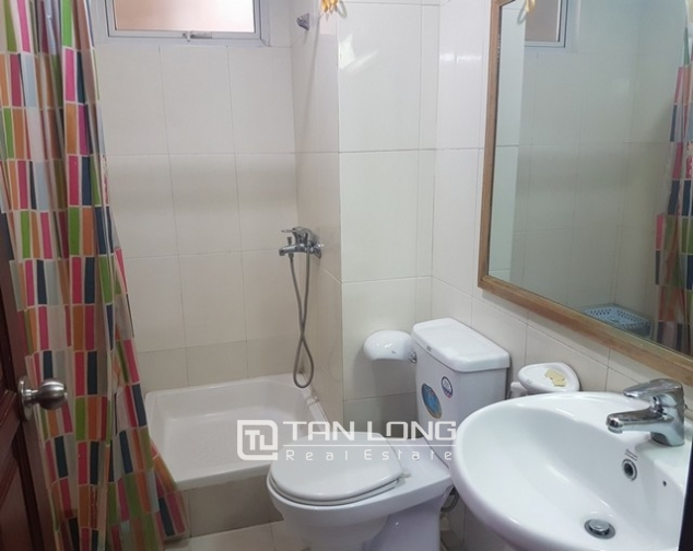 Nice apartment for rent in Ciputra, Tay Ho district, Hanoi for rent 9