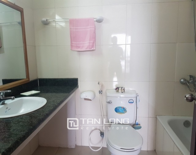 Nice apartment for rent in Ciputra, Tay Ho district, Hanoi for rent 10