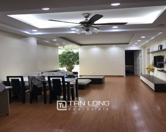 Nice apartment for rent in Ciputra Urban area, Nguyen Hoang Ton Street, Tay Ho, Ha Noi 2