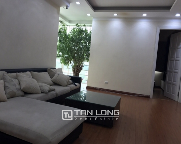 Nice apartment for rent in Ciputra Urban area, Nguyen Hoang Ton Street, Tay Ho, Ha Noi 4