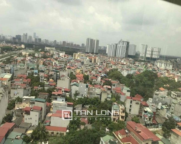 Nice apartment for rent in Ciputra Urban area, Nguyen Hoang Ton Street, Tay Ho, Ha Noi 10