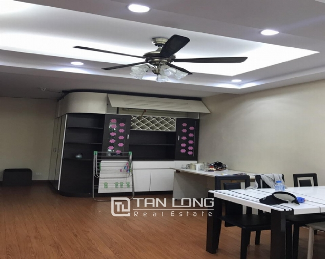 Nice apartment for rent in Ciputra Urban area, Nguyen Hoang Ton Street, Tay Ho, Ha Noi 8