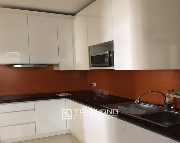 Nice apartment for rent in Ciputra Urban area, Nguyen Hoang Ton Street, Tay Ho, Ha Noi 9