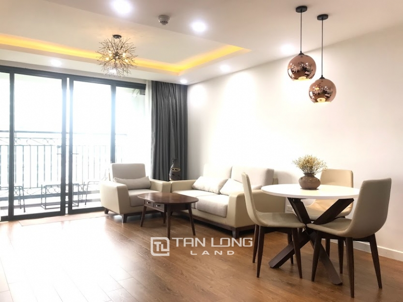 Nice apartment for rent in Dleroisolei on Xuan Dieu street, Tay ho district, Ha Noi 6