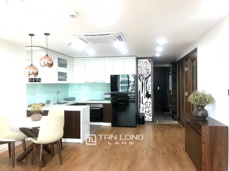 Nice apartment for rent in Dleroisolei on Xuan Dieu street, Tay ho district, Ha Noi 9