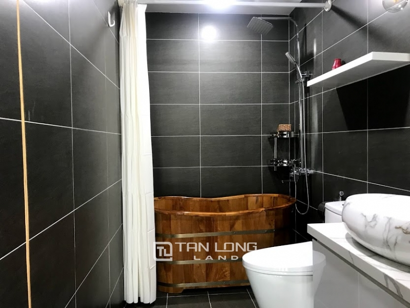 Nice apartment for rent in Dleroisolei on Xuan Dieu street, Tay ho district, Ha Noi 12