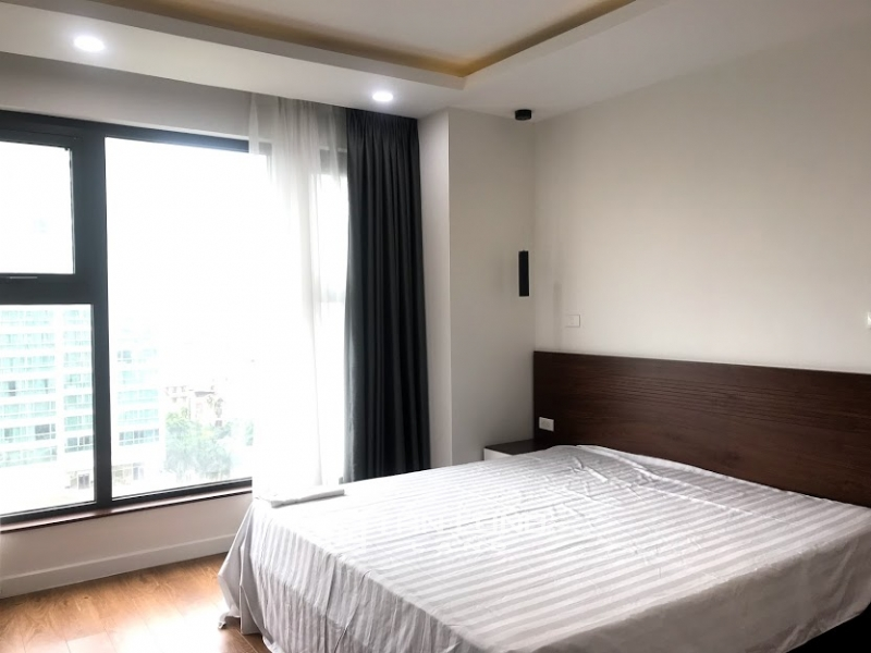 Nice apartment for rent in Dleroisolei on Xuan Dieu street, Tay ho district, Ha Noi 13