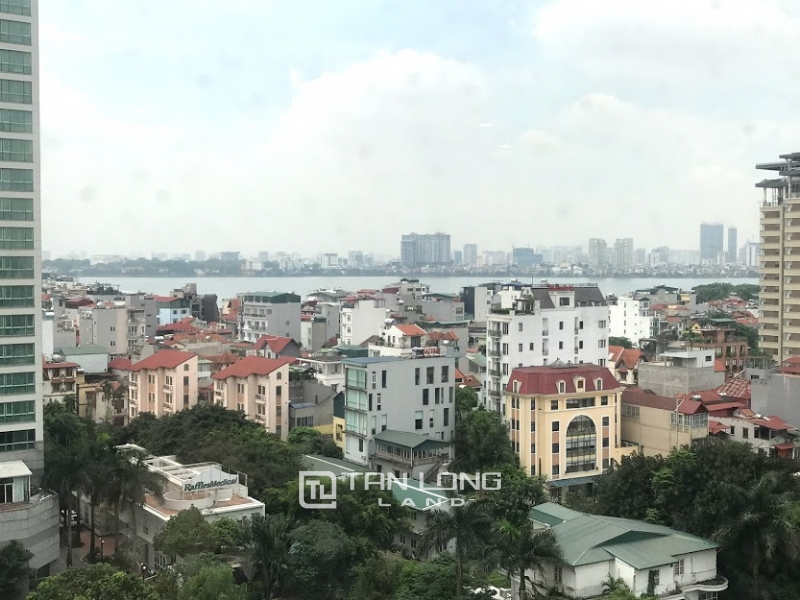 Nice apartment for rent in Dleroisolei on Xuan Dieu street, Tay ho district, Ha Noi 15