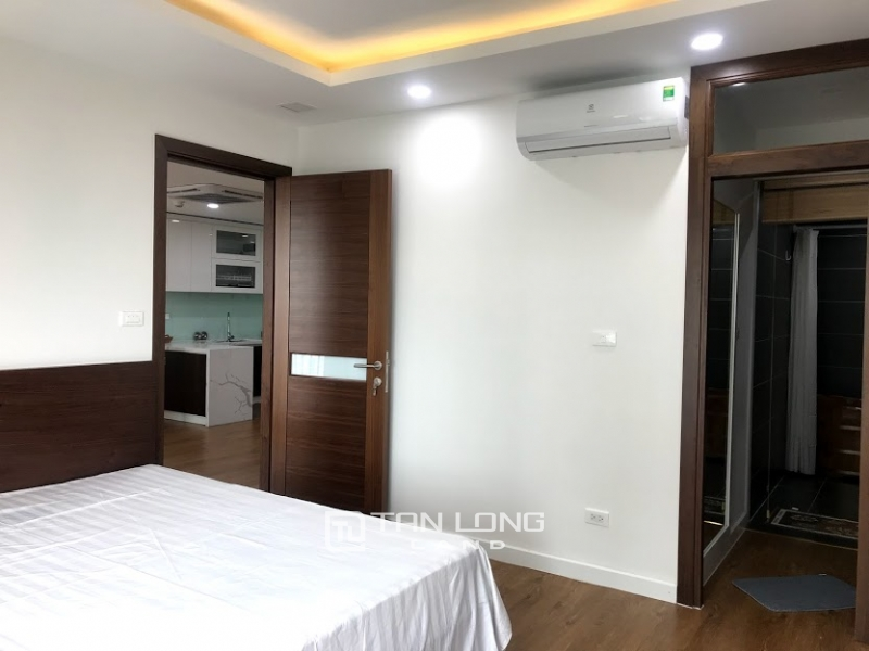 Nice apartment for rent in Dleroisolei on Xuan Dieu street, Tay ho district, Ha Noi 16