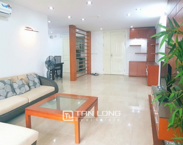 Nice apartment for rent in P2 Ciputra, Tay Ho district, Hanoi for rent 1