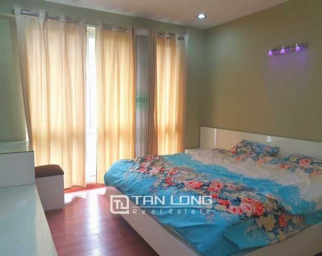 Nice apartment for rent in P2 Ciputra, Tay Ho district, Hanoi for rent 7