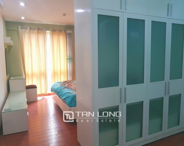 Nice apartment for rent in P2 Ciputra, Tay Ho district, Hanoi for rent 3