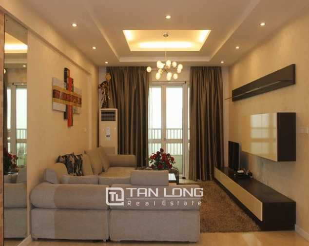 Nice apartment for rent in P2 Ciputra, Tay Ho district, Hanoi for rent 2