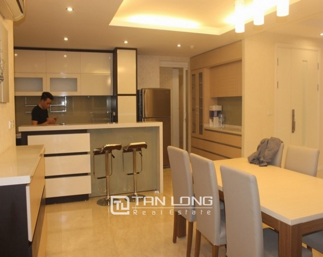 Nice apartment for rent in P2 Ciputra, Tay Ho district, Hanoi for rent 4