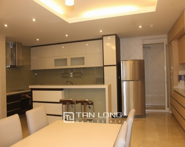 Nice apartment for rent in P2 Ciputra, Tay Ho district, Hanoi for rent 6