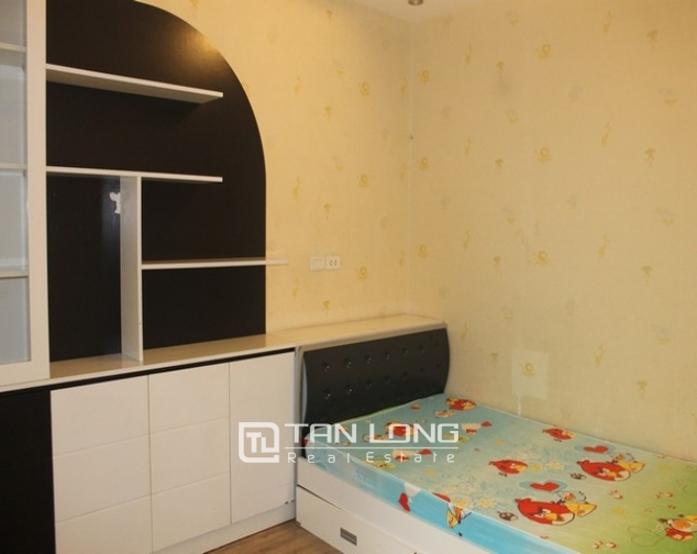 Nice apartment for rent in P2 Ciputra, Tay Ho district, Hanoi for rent 9