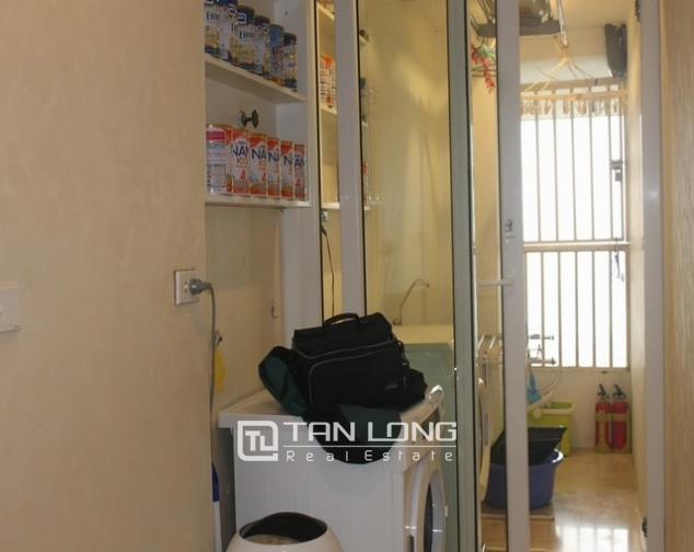 Nice apartment for rent in P2 Ciputra, Tay Ho district, Hanoi for rent 10